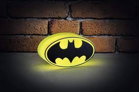 Paladone Dc Comics Batman Logo Night Light