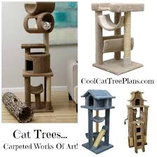 cool cat tree furniture. Beautiful Cat TreesCarpet Covered Works Of Art Enhance Your Home Decor And Cool Tree Furniture D