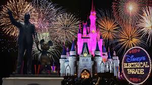 disney castle fireworks wallpaper. Brilliant Fireworks Disneyu0027s Electrical Parade Fireworks And Princess Castle Light Show 2016 In Disney Wallpaper