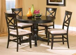 black round dining table and chairs. Sofa Exquisite Black Round Kitchen Tables Adorable Cheap Small Table And Chairs Sets Dining I