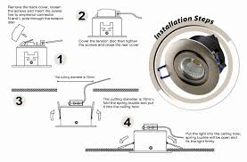 how to install led recessed lighting in existing ceiling installing lights lovely how install led recessed lighting d52
