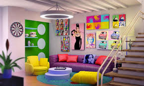 colorful living room ideas. Modern-colorful-living-room Living-Room6 Colorful Living Room Ideas E