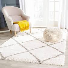 white fluffy area rug unique white rug great fluffy white rug u x with white