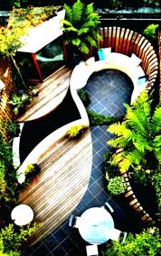 Garden Design And Landscaping Creative Simple Design