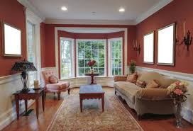 Bay window furniture living Decorating Ideas How To Furnish Living Room With Bay Windows Home Guides Sfgate How To Furnish Living Room With Bay Windows Home Guides Sf Gate