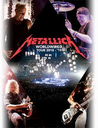 Metallica Worldwired Tour Enhanced Experience Packages