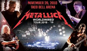 Metallica Extramile Arena Official Site