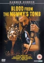 Das Grab der blutigen Mumie - Horrorfilme der 1970er - Independent Forum  für Film, Games und Musik - Streaming, DVD und Blu-Ray Info