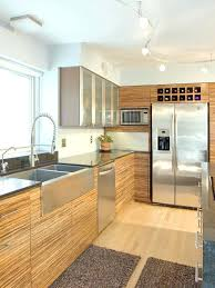 lighting for galley kitchen. Lovely Kitchen Track Lighting Ideas Galley Layout Diner Best Led For N