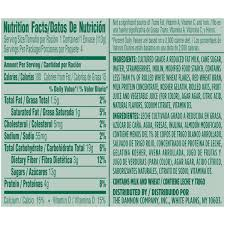activia light nutrition facts decoratingspecial