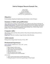 Resume Examplesor Design Samples Template Sample Resumes Toreto Co
