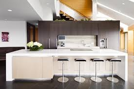 Small Picture Modern Kitchen Marble Countertop Counter With Light Wood To Ideas