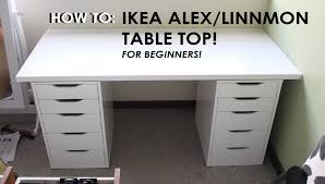 ikea linnmon table top decor idea on pleasant alex linnmon table black brown white 200 60 cm ikea ikea satukis info for ikea linnmon table top