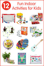 indoor activities for kids. 12 Fun Indoor Activities For Kids - Whether It\u0027s A Cold, Snowy Day Or T