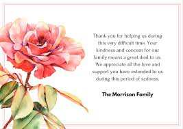 Thank You Quotes For Loss Of Loved One Unique Thank You Quotes For Loss Of Loved One Alluring Bereavement Thank