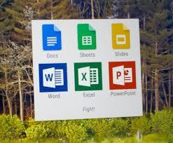 google office slides. Microsoft Office Vs. Google Docs Android Slides I