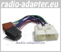 toyota highlander 2002 onwards car radio wire harness, wiring iso Automotive Electrical Wiring Harness at 04 Highlander Electrical Wiring Harness