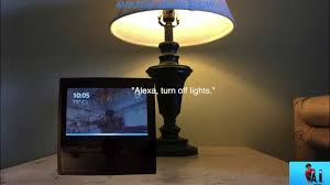 Can Amazon Echo Turn Off Lights Amazon Echo Show Alexa Turn Off Lights Youtube