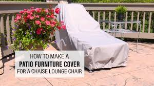 how to make furniture covers.  Make How To Make A Patio Furniture Cover For Chaise Lounge Chair Inside To Covers