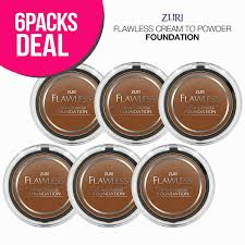 cake foundation makeup elegant zuri flawless cream to powder foundation sandstone pack of 6 gallery of