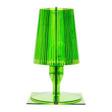Lampada Da Tavolo Take Verde Kartell Illuminazione Acquista Su