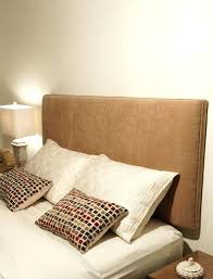 how to attach a headboard simple brown wall mount headboard idea mounted upholstered king headboards attach diy headboard to wall attaching custom headboard
