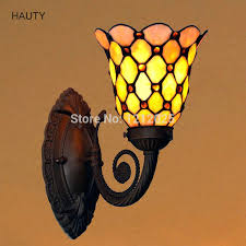 sconce stained glass candle wall sconces glass candle sconce