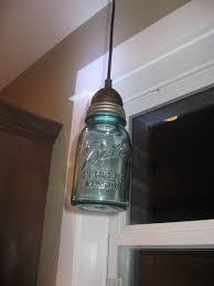 best mason jar pendant light