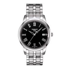 tissot mens watches beaverbrooks the jewellers tissot classic dream men s watch