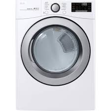 Lg 7.4 Cu. Ft. <b>Ultra Large Capacity</b> Smart Wi-fi Enabled Gas Dryer ...