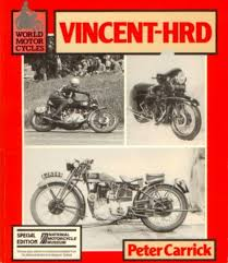 vincent hrd vine motor cyclebooks