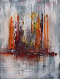 abstract 131 abstract acrylic painting 2016