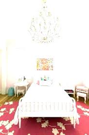 chandeliers girls bedroom chandelier room chandeliers for on past crystal simple style childrens chandelie