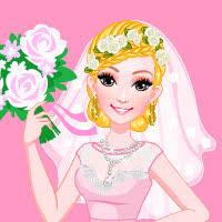 free flash games barbie bridal salon makeover game games2dress