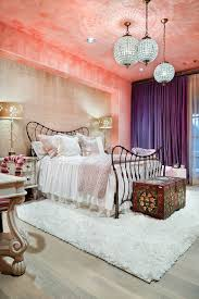 Charming pink kids bedroom design decorating ideas Paraphernalia Santorinisf Interior Modern Mediterranean Kids Rooms With Touch Of Moroccan Charm