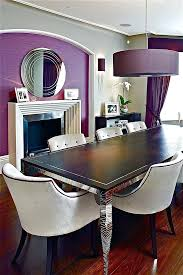 purple dining room ideas pendant lamp in purple is perfect for the dramatic dining room design fisher id purple dining room wall ideas