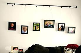 hanging picture frames with ribbon hanging picture frames with ribbon picture frames from curtain rod hanging hanging picture frames with ribbon