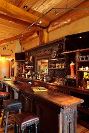 passion lighting. Log Cabin Awesome Rustic-home-bar Passion Lighting