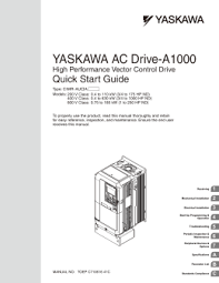 yaskawa z1000 wiring diagram yaskawa image wiring z1000 ac drive quick start procedure on yaskawa z1000 wiring diagram