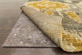 dual grip felted rug pad