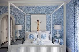 a colorful bedroom design by liz caan