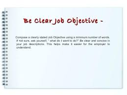 what does objective mean on a resume what do resume mean resume resume  writing career objective