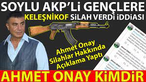 Sedat Peker'in İfşa Ettiği Ahmet Onay'dan Açıklama - Oradaydim - YouTube