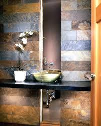 powder room chandelier elegant lighting in bathroom