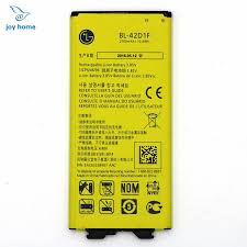 lg g5 battery. battery for lg g5 replacement bl-42d1f h868 h860 bl42d1f 2700mah not original with retail package lg