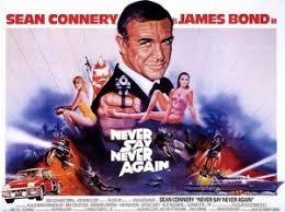 James Bond Comparison Chart Never Say Never Again Wikipedia