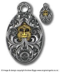 Andrew Biggs Engraved Jewellery | <b>Metal engraving</b>, Engraving <b>art</b> ...