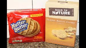 nutter butter cookies brands. Interesting Cookies Nutter Butter Vs Back To Nature U2013 Peanut Cookies Blind Taste Test   YouTube And Brands