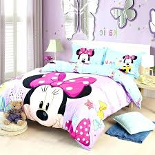 interior design for mouse full size comforter set bedroom inside sheet and sets ideas 5 minnie twin bed se