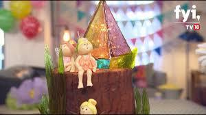 Best Cake Wins Averys Fairies Cake Youtube